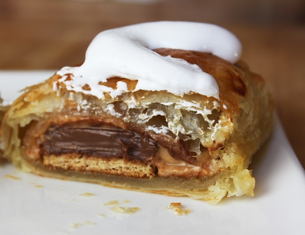 Peanut Butter S'mores Turnovers Recipes — Dishmaps